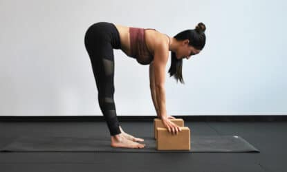 yoga prop for beginners