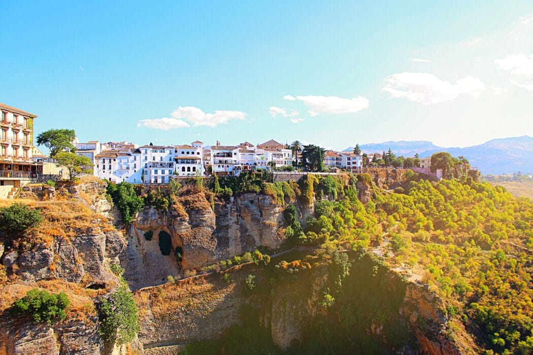 ronda spain holiday
