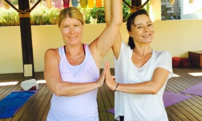 mums yoga retreat